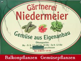 Gärtnerei Niedermeier